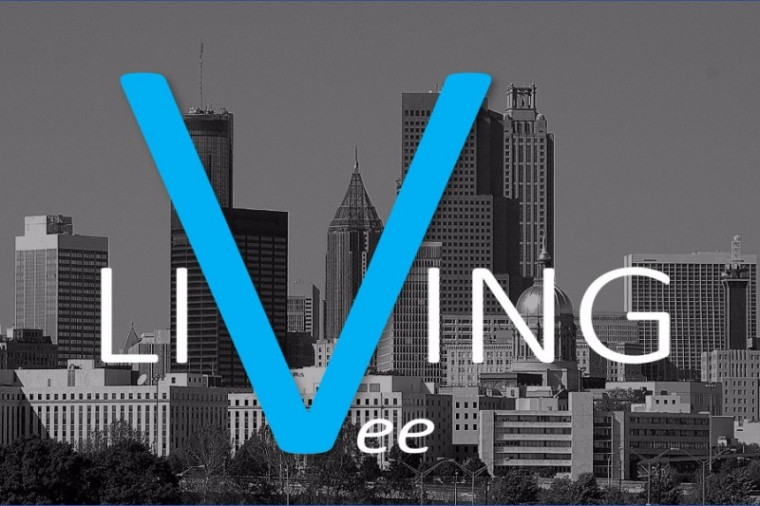 Living Vee Image with City